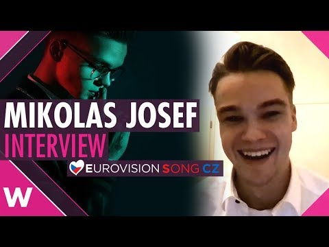 "Mikolas Josef: ""Lie to Me"" @ Eurovision Song CZ  