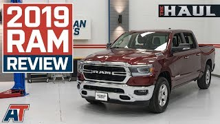 2019 RAM 1500 Official Review and Comparison To The 2009-2018 - The Haul