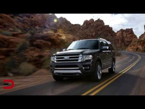 Here's a Quick Look: 2015 Ford Expedition on Everyman Driver