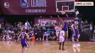 Lonzo Ball's Second Summer League Triple-Double