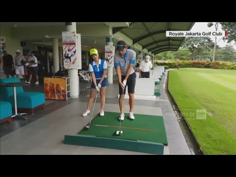 Golf Club: Tips Driving untuk Pemula
