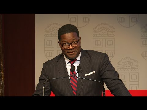 """2016 MLK Jr. Lecture by Jonathan L. Walton - """"Love, Power and Empathy in an iLife Era."""""""