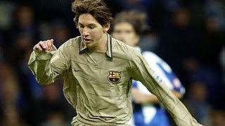 Первый матч Лионеля Месси за Барселону | The first match Lionel Messi for Barcelona(Реклама-https://vk.com/topic-104298400_32481859 The first matcр Messi for Barcelona Первый матч Месси за Барселону!, 2016-08-04T12:06:14.000Z)