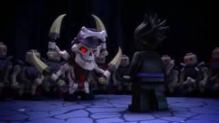 Ниндзяго - Переворот в Преисподней (мини эпизод)
