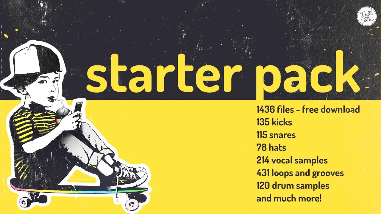 Drum Kit / Sample Pack (Phonk / Hip-Hop) - Free Download 2020