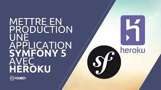 Miniature catégorie - Mettre en production une application Symfony 5 avec Heroku