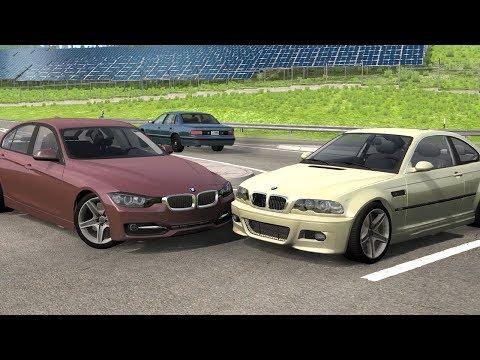 BMW Crashes (+ ETK) - BeamNG Drive