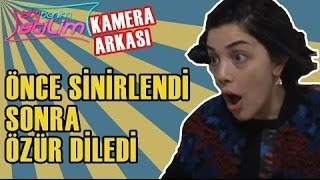 KAMERA ARKASI | Simay Tokatlı Ayakkabısını Kaybetti, Çıldırdı!