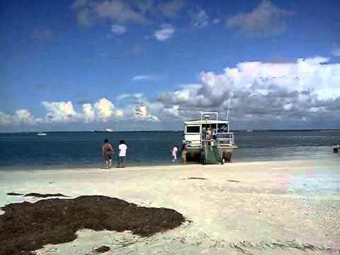 Anclote key preserve state park in Florida - YouTube