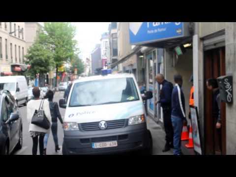 """Bruxelles :Un jeune africain """"surnommé Obama""""retrouvé mort dans un parking à Matongé"""