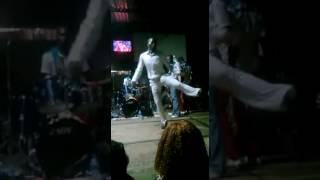 NEVER SOMANJE live BY Simboti