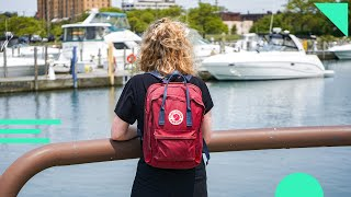 "Fjallraven Kanken 13"" Laptop Backpack Review 