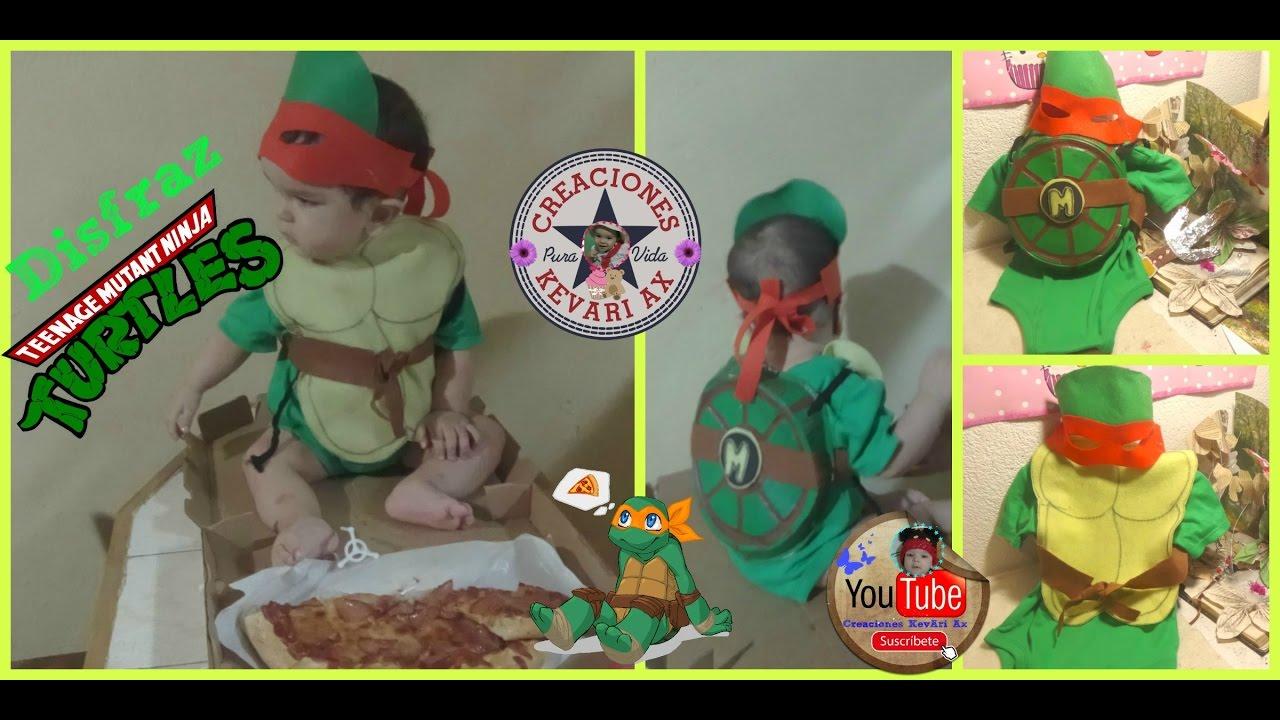 Ninja Turtle Halloween Costume