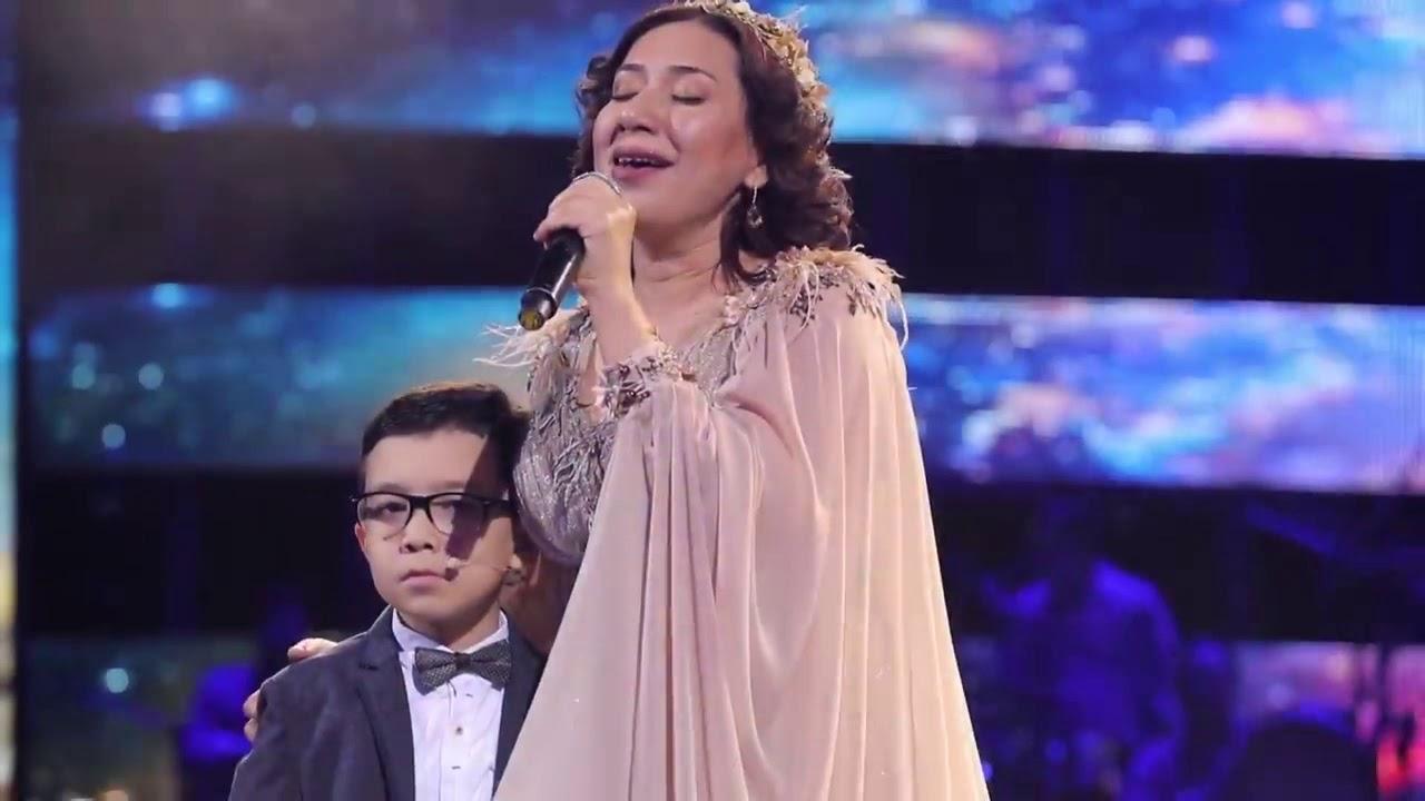 Dildora Niyozova - Otangni rozi qil (concert version 2018)