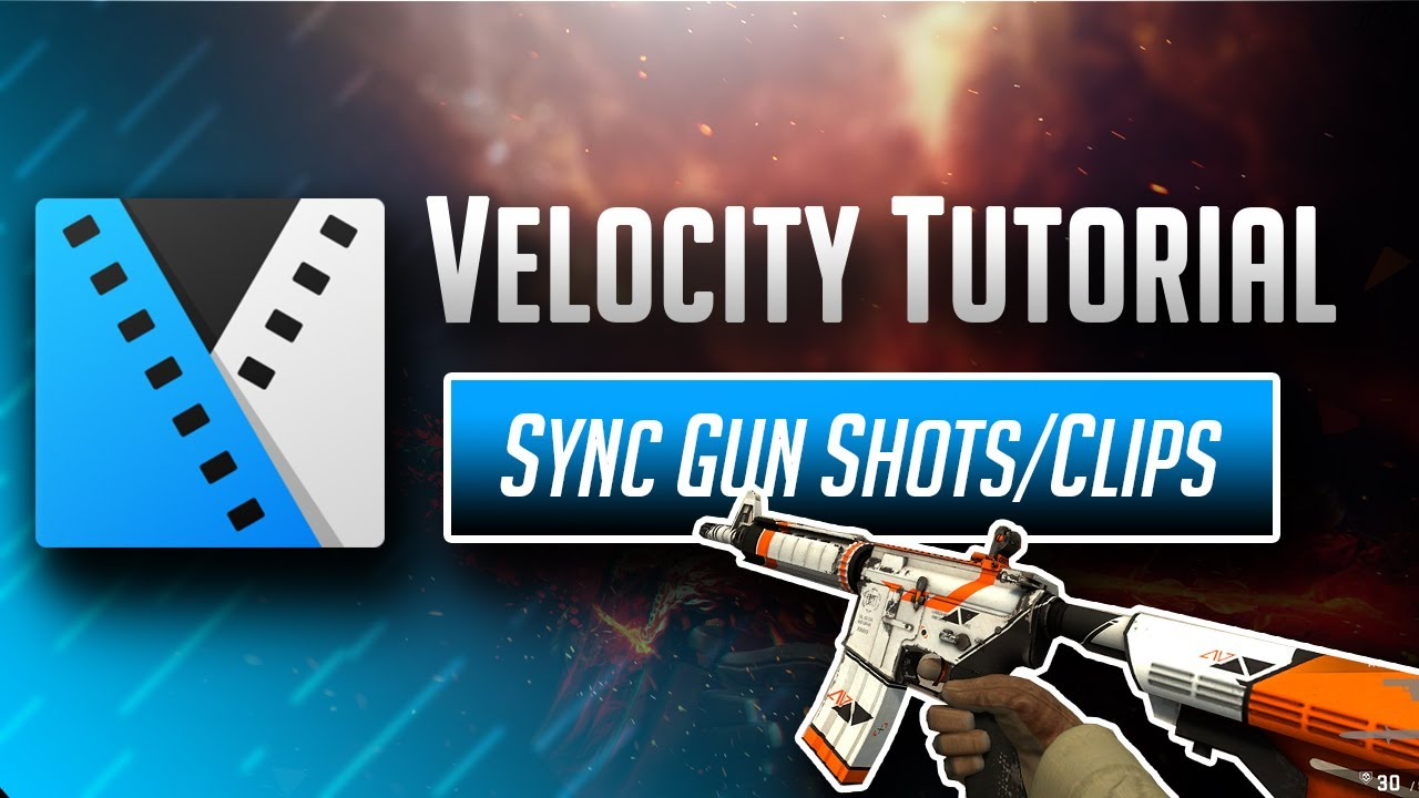 sony vegas cs go tutorial velocity sync must watch youtube