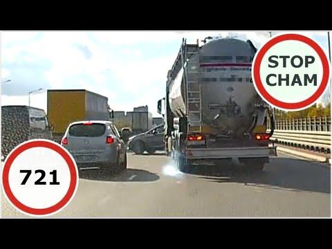 Download Stop Cham #721 - Niebezpieczne i chamskie sytuacje na drogach