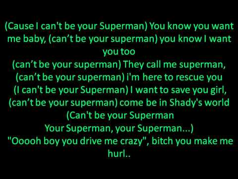 Eminem Superman Lyrics