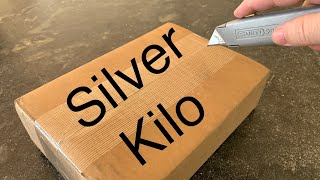 Why I Bought My First Silver Kilogram Bar