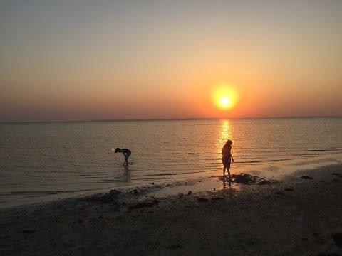 1st Desert / Beach Camping Trip in Qatar