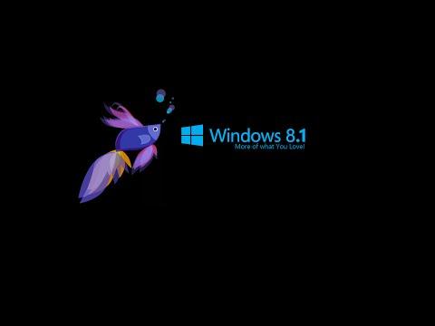 Оптимизация Windows 8.1 . Как ускорить windows 8.1. How to speed up windows 8.1