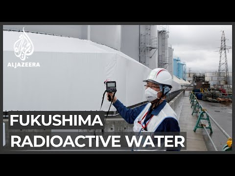 Fears Over Plans To Release Fukushima Nuclear Plant Waste