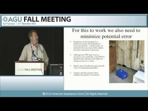 S23B. Citizen-Empowered Seismology II - 2012 AGU Fall Meeting