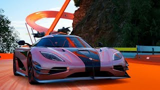 Forza Hot Wheels - Part 17 - Koenigsegg One:1 (100% DLC Completion)