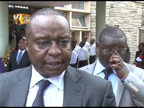 President Kenyatta asks MPs to adopt SRC report on pay cuts