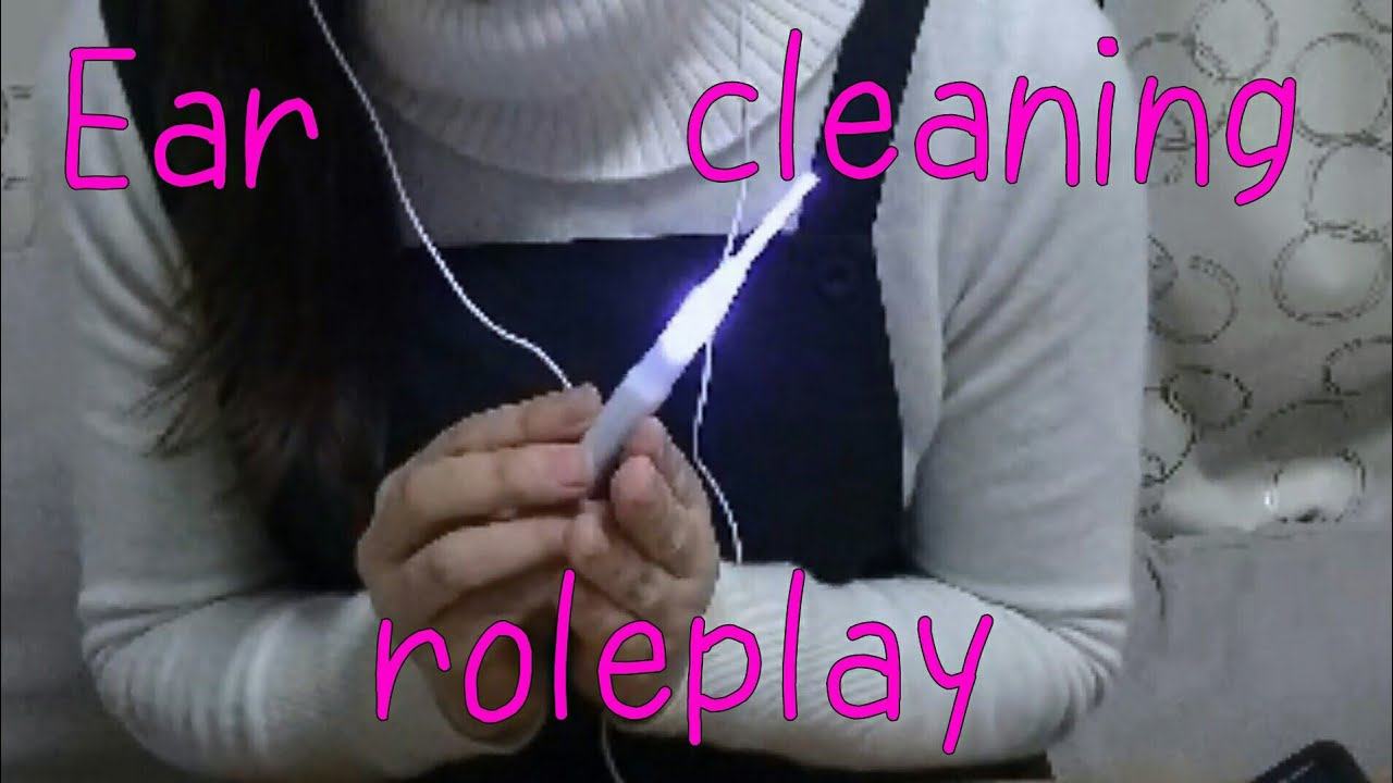 【ASMR】耳かきサロンRP/Ear cleaning   roleplay