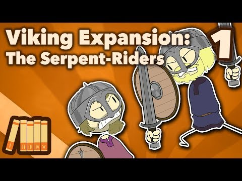 Viking Expansion - The Serpent-Riders - Extra History - #1