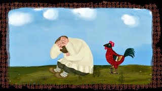 Большой петух и  Про ворона - Гора самоцветов | Сказки для детей