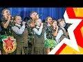 детская студия ЗВЁЗДОЧКА Полюбила я танкиста из репертуара Лады Дэнс mp3