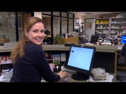 The Office - Pam wins an art contest