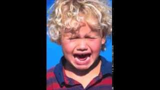 Child crying sound effect