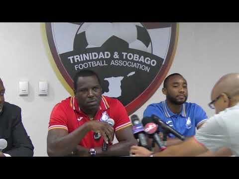 FA Trophy Press Briefing - W Connection and Police FC ready for T&T's Biggest Cup Final