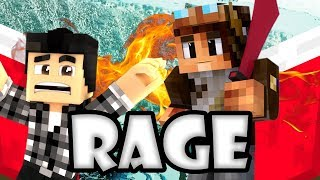 ON RAGE !! Bedwars (Ft Furious_Jumper )
