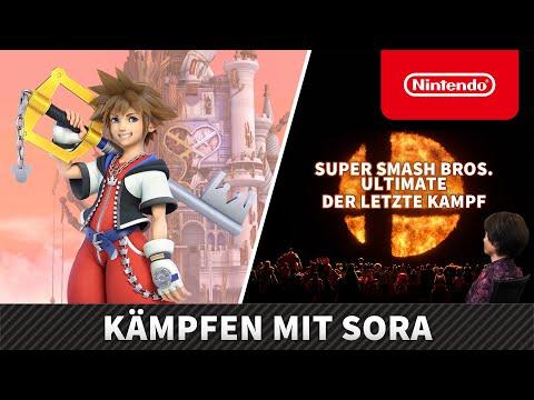 Super Smash Bros. Ultimate – Kämpfen mit Sora (Nintendo Switch)
