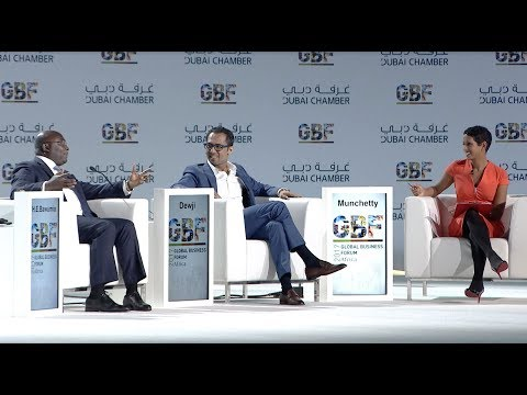 Global Business Forum Africa Panel: Industrialisation - The Path to Growth?