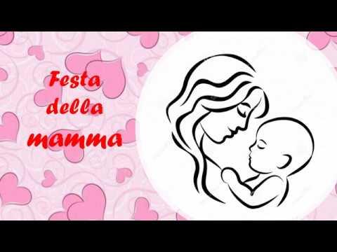 FESTA DELLA MAMMA  -CANZONE I BACI DELLA MAMMA