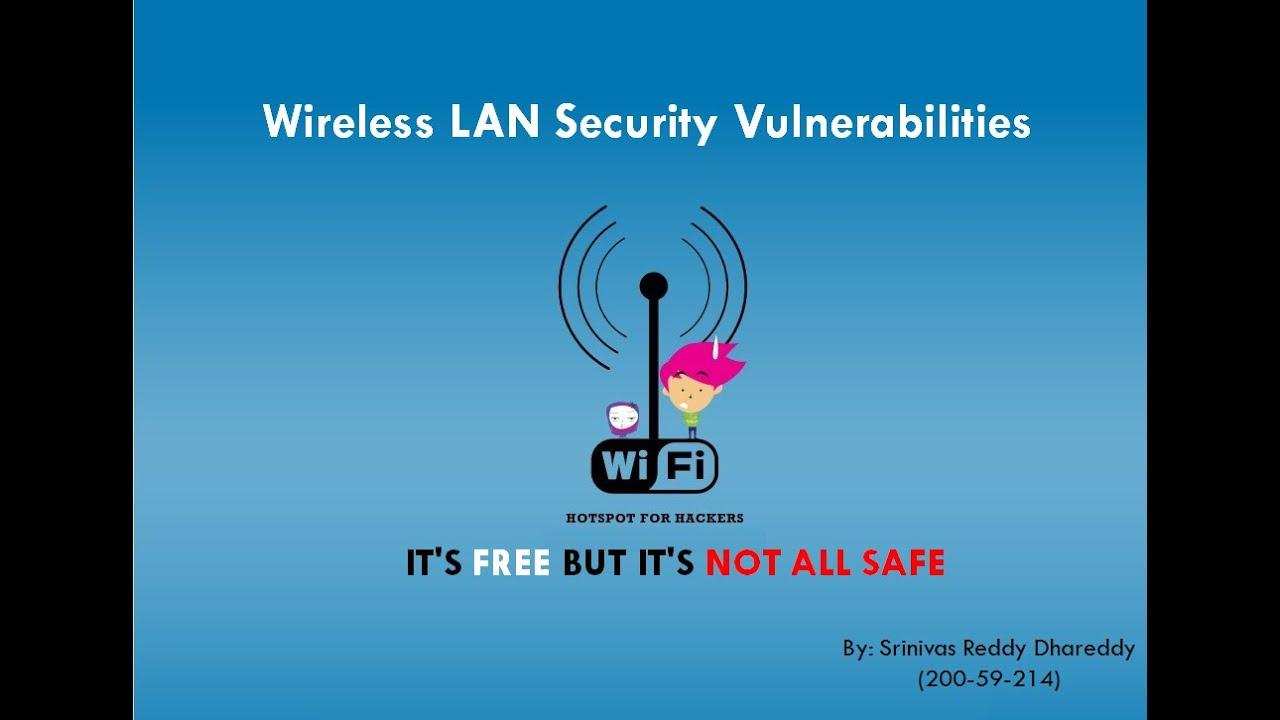 Wireless Security Mechanisms