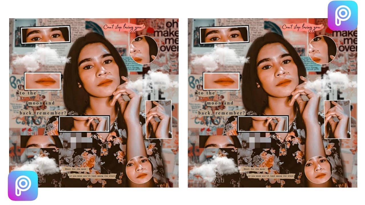 CARA EDIT FOTO AESTHETIC DI HP ANDROID||edit foto easy ...