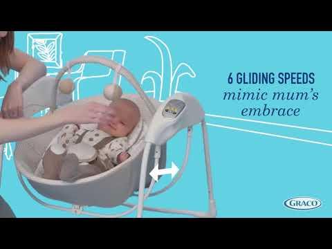 Электрокачели Graco Glider Lite | Mothercare Russia