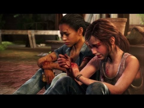 The Last of Us: Left Behind - Ending