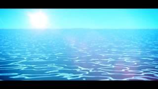 Comic-Ozean - AE + Red Giant Psunami.