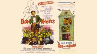 Vic Mizzy - The Ghost And Mr. Chicken (1966)  Main Theme + The Wedding & Finale