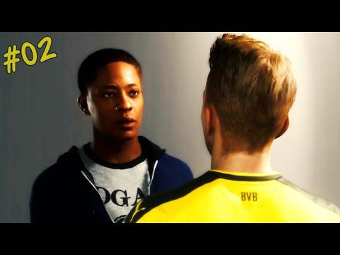 FIFA 17 Romania THE JOURNEY #02 / NAS in NAS cu MARCO REUS, AMICALE de LUX!