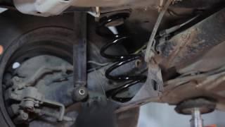 Εξερευνήστε τον τρόπο επίλυσης του προβλήματος με το Ελατήρια πίσω και εμπρος HONDA: Οδηγός βίντεο