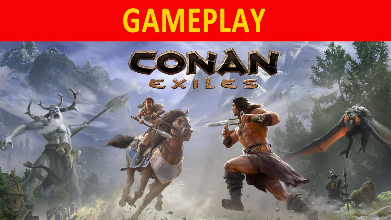 Conan Exiles | GAMEPLAY