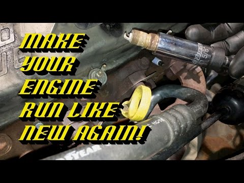 2001-2007 Ford Taurus 3.0L 2v Vulcan Engine: Spark Plugs and Wires Replacement
