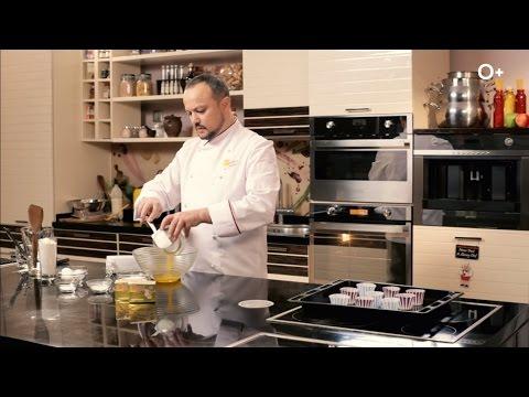 Простой рецепт приготовления ароматных кексов